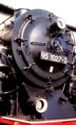 bw-arnstadt/72859/detail-br-95-im-bw-hist Detail BR 95 im Bw (hist) Arnstadt, um 2003