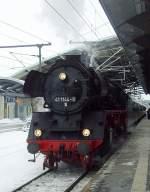 dampf/107230/der-weihnachtsmarktexpress-am-5122010-in-erfurt Der Weihnachtsmarktexpress am 5.12.2010 in Erfurt Hbf