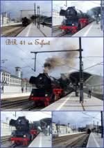 dampf/137116/br-41-in-erfurt BR 41 in Erfurt