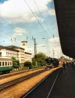 dampf/72210/dampf-im-alten-erfurter-hbf-vor Dampf im alten Erfurter Hbf, vor 1989