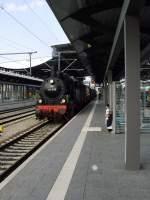 dampf/73078/sonderzug-in-erfurt-hbf-mai-2010 Sonderzug in Erfurt Hbf, Mai 2010