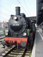 dampf/73101/der-traditionszug-in-erfurt-hbf-mai Der Traditionszug in Erfurt Hbf, Mai 2010