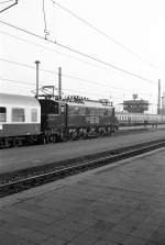 hbf-vor-dem-umbau/83407/e-04-in-erfurt-hbf-um E 04 in Erfurt Hbf, um 1985
