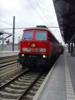 neuer-hbf/116355/br-232-vor-re-aus-altenburg BR 232 vor Re aus Altenburg, Erfurt Hbf 21.1.2011