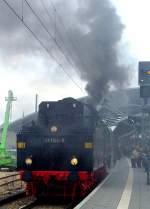 neuer-hbf/132473/br-41-mit-sonderzug-abfahrt-nach Br 41 mit Sonderzug Abfahrt nach erfurt-Nord