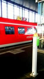 neuer-hbf/178513/re-nach-goettingen-in-erfurt-hbf RE nach Göttingen in Erfurt Hbf Bahnsteig 1