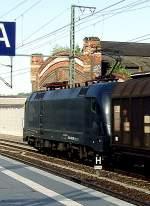 neuer-hbf/81139/dispolok-vor-gueterzug-erfurt-hbf-juli Dispolok vor Güterzug, Erfurt Hbf Juli 2010