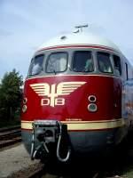 raw-meiningen/163551/vt-08-der-deutschen-bundesbahn-in VT 08 der Deutschen Bundesbahn in Meiningen 2011
