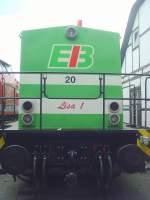 bw-weimar/142110/lok-20-der-eib-ex-v100 Lok 20 der EIB (ex V100 der DR)
