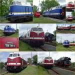 bw-weimar/74305/diesellokomotiven-im-mai-2010-im-bw Diesellokomotiven im Mai 2010 im Bw Weimar
