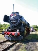 bw-weimar/75493/br-52-auf-dem-gelaende-des BR 52 auf dem gelände des BW Weimar im Jahr 2005