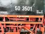 bw-weimar/78695/detail-50-3501-im-bw-weimar Detail 50 3501 (im Bw Weimar) um 2005