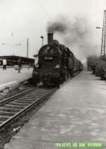dampf/70791/br-94-mit-sonderzug-im-bhf BR 94 mit Sonderzug im Bhf Weimar