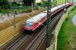 Strecke bei Erfurt/144821/rb-nach-halle-kurz-vor-erfurt RB nach Halle kurz vor Erfurt Hbf