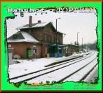 Toppeln/84864/bhf-toeppeln-winter-2004 Bhf Töppeln Winter 2004