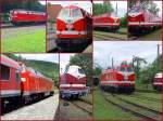 diesel/166466/br-119219-in-thueringen BR 119/219 in Thüringen