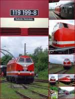 diesel/166468/br-119-in-thueringen-2011 BR 119 in Thüringen 2011