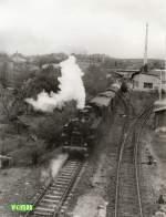 strecke/70741/sonderzug-in-weimar-vor-1989 Sonderzug in Weimar, vor 1989