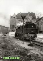 weimar-berkaer-bhf/71603/rangierfahrt-im-berkaer-bhf-in-weimar Rangierfahrt im Berkaer Bhf in Weimar ( 94 1292), vor 1985