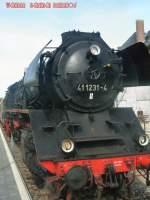 weimar-berkaer-bhf/80059/br-41-in-weimar-berkaer-bahnhof BR 41 in Weimar Berkaer Bahnhof
