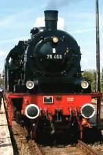 erfurt---bad-langensalza/76493/78-478-vor-sonderzug-in-kuehnhausen 78 478 vor Sonderzug in Kühnhausen