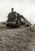 strecke/70523/94-1292-vor-1990-auf-der 94 1292 vor 1990 auf der dam. Traditionsbahn Erfurt-West