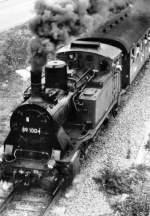 strecke/80392/89-1004-kurz-vor-dem-hp 89 1004 kurz vor dem Hp Berliner Strasse