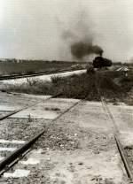 strecke/80614/gueterzug-bei-bindersleben-vor-1989 Güterzug bei Bindersleben, vor 1989