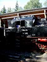 bhf-rennsteig/85817/blick-zur-94-1292-auf-dem Blick zur 94 1292 auf dem Bhf Rennsteig