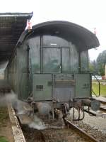 ilmenau/67867/personenwagen-offene-buehne-im-bhf-ilmenau Personenwagen, offene Bühne im Bhf Ilmenau 2005