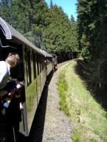 strecke/67984/rennsteigbahn-zwischen-rennsteig-und-stuetzerbach-2005 Rennsteigbahn zwischen Rennsteig und Stützerbach, 2005