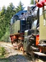 strecke/70799/dampf-am-rennsteig-2005 Dampf am Rennsteig 2005