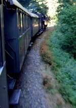 strecke/85902/zug-der-rennsteigbahn-2010 Zug der Rennsteigbahn 2010