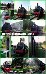 strecke/86587/dampf-auf-der-rennsteigbahn-2010 DAMPF AUF DER RENNSTEIGBAHN 2010
