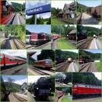 strecke/106209/montage-ii-schwarzatalbahn-rottenbach---katzhuette Montage II Schwarzatalbahn Rottenbach - Katzhütte